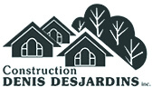 Logo Construction Denis Desjardins